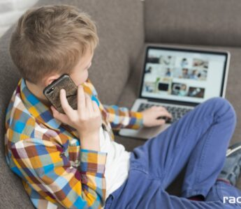 Internet a dziecko